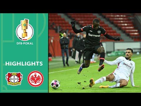 Bayer Leverkusen 4-1 SG Sport Gemeinde Eintracht F...