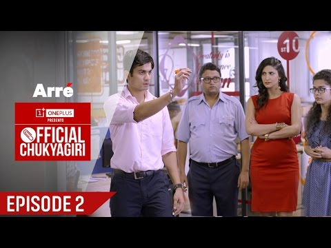 Official Chukyagiri | Episode 2 | The Challenge | An Arre Original Web Series