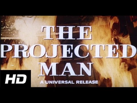 THE PROJECTED MAN - (1966) HD Trailer