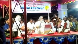 Download Lagu K.J Yesudas performance at musical festival 2017 Mp3