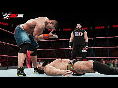 WWE 2K18 Top 10 Finisher After Signature Combos!