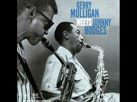 Gerry Mulligan & Johnny Hodges – Bunny
