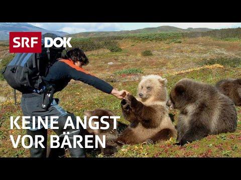 Der Bärenmann: Reno Sommerhalder in Kanada