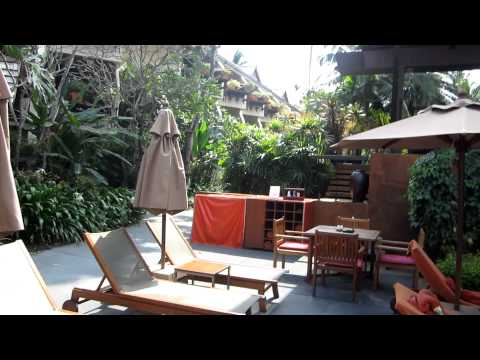 Anantara Bophut Resort – Strand und Hotel auf Koh Samui