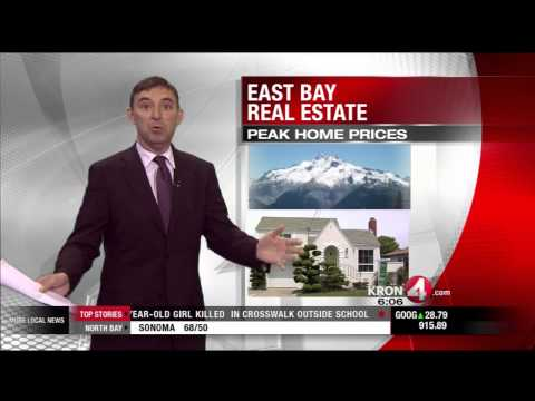 KRON 4: East Bay Home Prices are Soaring