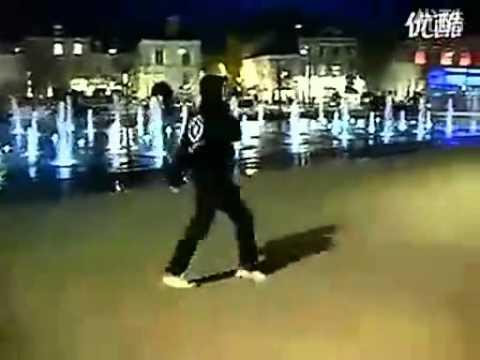 法國面具男最新鬼步舞,迅速红遍全球!