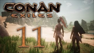 Conan Exiles — Сервер, нас стало больше, а так же полностью раскрытая тема… [#11]   PC