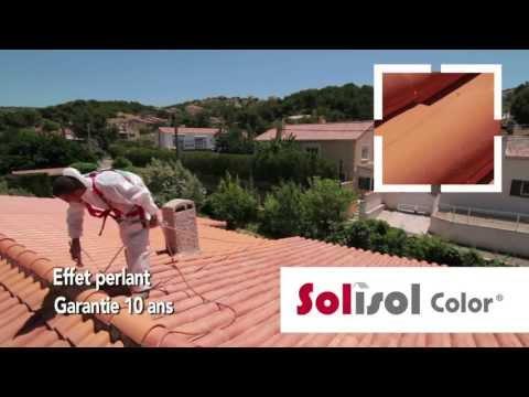 comment appliquer hydrofuge toiture
