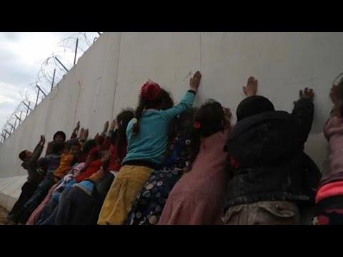 Συρία: «Οι σκάλες της ασφάλειας»