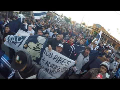 El Tablón Qac - Caravana a Quilmes lo hace grande su gente - Indios Kilmes - Quilmes