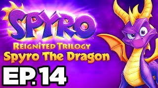 Spyro The Dragon Ep.14 - LOFTY CASTLE & JACQUES BOSS!!! (Reignited Trilogy Gameplay / Let's Play)