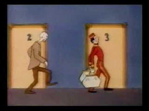 Sesame Street - Bellhop #14