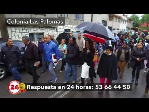 RECORRIDO POR LOMAS BOULEVARES, IZCALLI PIRAMIDE Y LAS PALOMAS