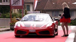 Ferrari Treffen Aarberg 2014