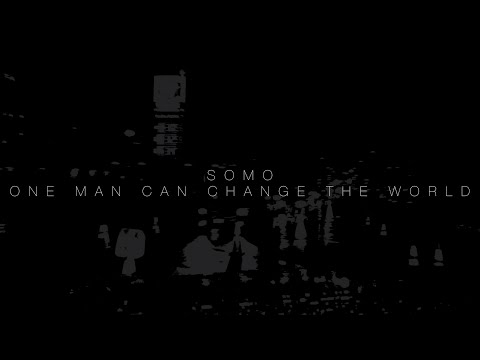 Big Sean - One Man Can Change The World (Rendition) by SoMo