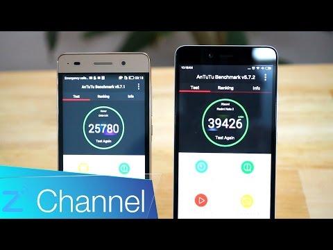 Xiaomi Redmi Note 2 vs Honor 4C: Dưới 4 triệu nên chọn máy nào?