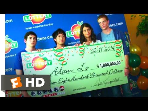 Project Almanac (2015) - Winning the Lottery Scene (4/10) | Movieclips