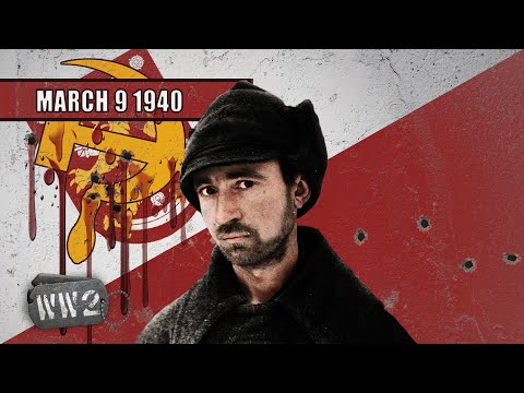 Finnish Winter is Almost Over - WW2 - 028 - March 9 1940