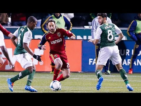 Video: Real Salt Lake at Portland Timbers, Postgame Reactions: Ned Grabavoy