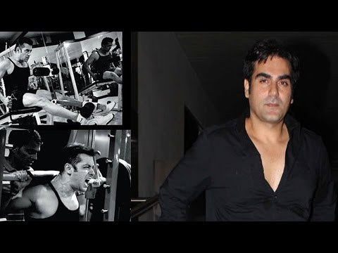 Salman Khan Started The Entire Gym Culture In Our Nation : Arbaaz Khan