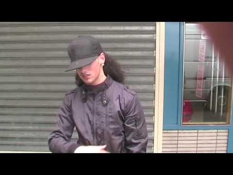 ZwareJongenZ (Matarr Perry BolleBof Aiky) - Luister naar Me (W.E.D.) prod by. PerryMystique & Cray-Z