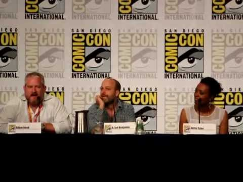 Archer Panel - SDCC 2012