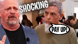 Video The Worst Scam in Pawn Stars History *RICK IS SCREWED* MP3, 3GP, MP4, WEBM, AVI, FLV Desember 2018