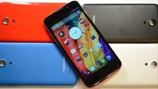 Обзор Highscreen Omega Prime Mini с 5 крышками [Mobiltelefon.ru]