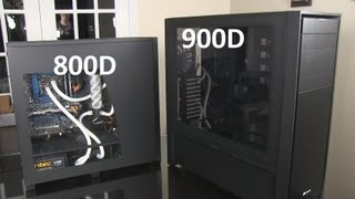 Corsair 900D Unboxing Ultimate Gaming Case