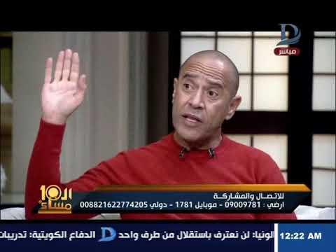 وائل الإبراشي يسأل أشرف عبد الباقي عن ازدراء الأديان..ورده: لست متهما