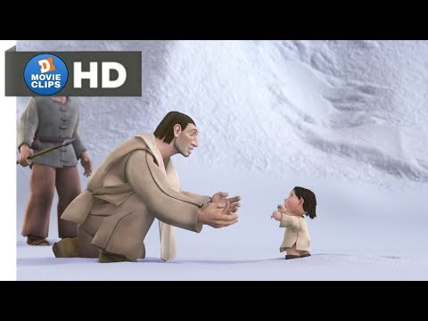 Ice Age Hindi (12/13) Baby Meet His Father Scene MovieClips