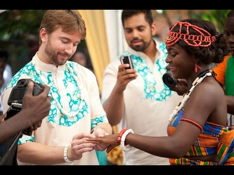 Our Traditional African Wedding