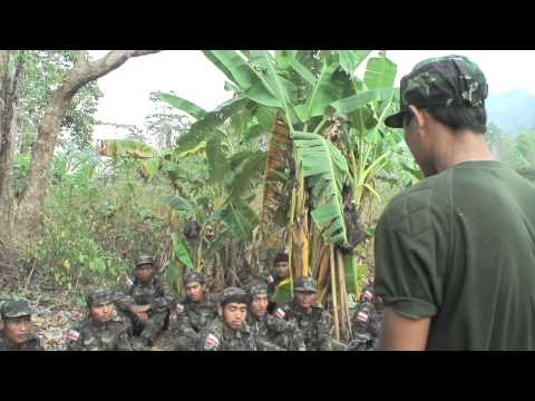 You are Commando: Village Defence with Karen and Arakan Troops