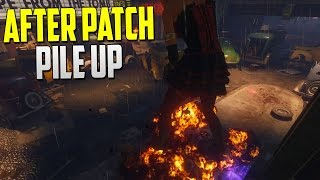 """After patch to the original under the train glitch at the footlight district!Go to the train and go prone in between the train and the floor and when your friend buys the train you won't go with it, now go and run to where I do and then hold a grenade and get your friend to revive once the train has reached the destination if that isn't done properly you will be teleported to the destination but once he revives you then you will be in a god mode spot!Founder!https://www.youtube.com/channel/UCNf7Ex9kZrwqyA7b1RsHW6wMusic in order.Jake Miller - Beast ModeSome more Black Ops 3 Videos!Black Ops 3 Zombies: Shadows Of Evil Pile Up Glitch """"Best Working Shadows Of Evil Glitch - https://www.youtube.com/watch?v=2o3QS4UqBTsBlack Ops 3 Zombies - Shadows Of Evil Pile Up Glitch """"Black Ops 3 Glitches"""" (High Round Glitch) - https://www.youtube.com/watch?v=95botpWxat4Black Ops 3 Multiplayer Glitches - Best Glitches On The Map Breach """" BO3 Multiplayer Glitches """"  - https://www.youtube.com/watch?v=hsl26mJC_WwBlack Ops 3 Multiplayer - """"NEW"""" Out Of The Map Splash """"BO3 Multiplayer Glitches""""  - https://www.youtube.com/watch?v=D8fMjf_TSY8Black Ops 3 Zombies Glitches: Best Working Pile Up Glitch On Shadows Of Evil (BO3 Glitches)  - https://www.youtube.com/watch?v=JNU-L0SN3HwBlack Ops 3 Zombies: """"Gorod Krovi"""" Solo Unlimited Death Machine After Patch 1.15 """"BO3 Glitches""""  - https://www.youtube.com/watch?v=zMuvd9QjlzEBO3 Zombies: Revelations Pile Up Glitch In Kino """"Black Ops 3 Glitches""""  - https://www.youtube.com/watch?v=wWQXFGJcRzkBlack Ops 3 Zombies: Easy Pile Up Glitch """"God Mode Spot"""" (BO3 Zombies  - https://www.youtube.com/watch?v=Rx6l73CF-poBlack Ops 3 Zombies: """"Gorod Krovi"""" Solo Pile Up Glitch """"Black Ops 3 Zombies Glitches""""  - https://www.youtube.com/watch?v=_k5_4jTh9lo""""Black Ops 3 Zombies: Pile Up Glitch On The Giant """"Black Ops 3 Glitches""""  - https://www.youtube.com/watch?v=CvP6c9AU5CgAll Working Shadows Of Evil Glitches After All Patches (Best Solo Working Shadows Of Evil Glitches)  - ht"""