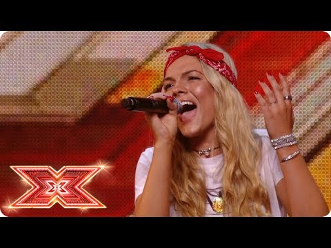 Louisa Johnson's Unforgettable Audition | The X Factor UK