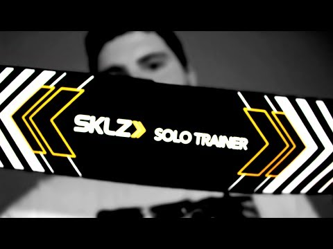 Testing the Sklz Solo Trainer