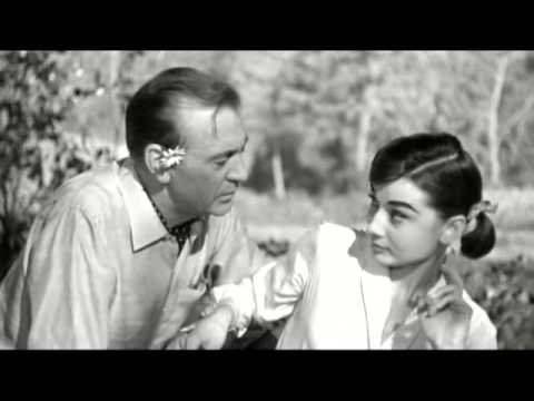 Love in the Afternoon (1957) - Gary Cooper - Audrey Hepburn