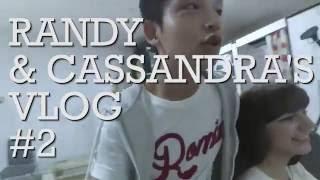 Video Randy and Cassandra's Vlog #2 - All Day at The Studio MP3, 3GP, MP4, WEBM, AVI, FLV Februari 2018