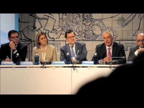 Cospedal: no queremos que en España pase como en CLM