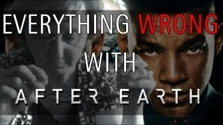 Everything Wrong With After Earth As Explained By My Mom
