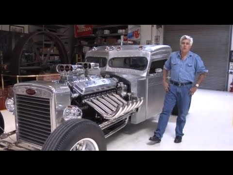 Garage. - Automotive artist Randy Grubb chops a Peterbilt into drivable sculpture. Subscribe NOW to Jay Leno's Garage: http://full.sc/JD4OF8 Check out the Official Jay...