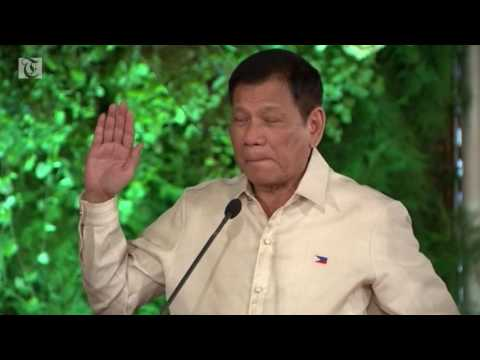 Duterte welcomes facing impeach raps, possible ICC case