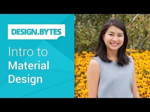 DesignBytes: Intro To Material Design