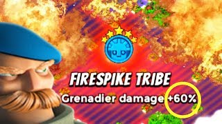 Grens with Tribal Boost are INSANE! Boom Beach Max Tribal Boost Grenadier Gameplay!If you enjoy and want your name in the banner please check out my Patreon here: www.patreon.com/thechickenLike the Music? Check out these Links for more!A Himitsu - https://www.youtube.com/watch?v=8BXNwnxaVQETobu - Colors [NCS Release] https://youtu.be/MEJCwccKWG0http://www.7obu.comhttp://www.soundcloud.com/7obuhttp://www.facebook.com/tobuofficialhttp://www.twitter.com/tobuofficialhttp://www.youtube.com/tobuofficialJPB - High [NCS Release] https://youtu.be/Tv6WImqSuxASoundCloud https://soundcloud.com/anis-jayFacebook https://www.facebook.com/jayprodbeatzTwitter https://twitter.com/gtaanisInstagram http://instagram.com/gtaanisBay Breeze by FortyThr33 https://soundcloud.com/fortythr33-43Creative Commons — Attribution 3.0 Unported— CC BY 3.0 http://creativecommons.org/licenses/b...Music provided by Audio Library https://youtu.be/XER8Zg0ExKUMusic Provided by NoCopyrightSoundshttps://www.youtube.com/watch?v=bM7SZ...Song: Alan Walker – FadeSong: Elektronomia - Sky High [NCS Release]Music provided by NoCopyrightSounds.Video Link: https://youtu.be/TW9d8vYrVFQDownload Link: https://NCS.lnk.to/SkyHighSong: Malik Bash - Ghosts [NCS Release] Music provided by NoCopyrightSounds.Watch: https://youtu.be/-9Z5Nhsm7GADownload/Stream: http://ncs.io/GhostsCrSilky Thoughts and Peace of Mind (Original Mix) by FortyThr33 https://soundcloud.com/fortythr33-43Creative Commons — Attribution 3.0 Unported— CC BY 3.0 http://creativecommons.org/licenses/b...Music provided by Audio Library https://youtu.be/hsd-C5KivsgTrack: NIVIRO - You [NCS Release]Music provided by NoCopyrightSounds.Watch: https://youtu.be/2Nv5juZKhKoFree Download / Stream: http://ncs.io/YouYOThis content is not affiliated with, endorsed, sponsored, or specifically approved by Supercell and Supercell is not responsible for it. For more information see Supercell's Fan Content Policy: www.supercell.com/fan-content-policyFollow me on Twitter! @thechicken24Check out Dan's Book Here: amzn.to/17gv7ex Thanks for watching :)