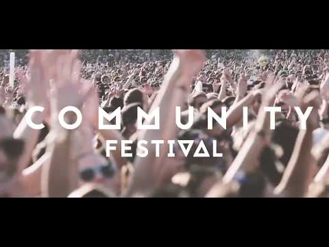 Community Festival 2018 - Announcement
