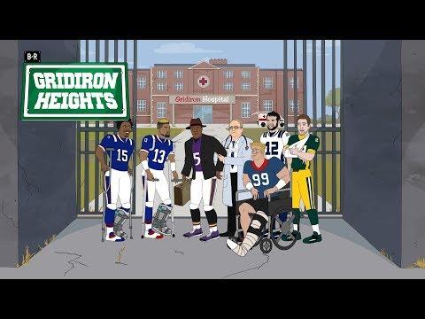Gridiron Heights, Season 2, Ep. 10: Teddy Bridgewater Is Morgan Freeman In 'Shawshank Redemption'