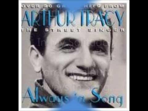Tekst piosenki Arthur Tracy - In My Solitude po polsku