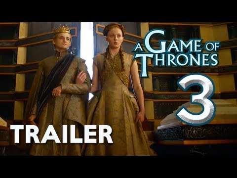Game of Thrones Season 3 (Promo 3)