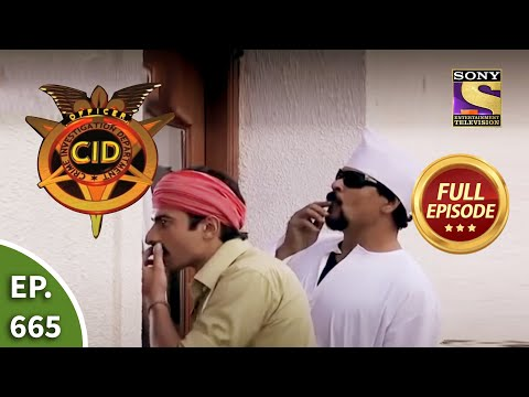 CID - सीआईडी - Ep 665 - Lady in Red - Full Episode