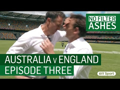 Behind the scenes from the first 2017/18 Ashes Test | No Filter Ashes